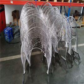 扇形不锈钢网罩 定做异型网筐网架