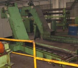 管体车丝机用铁屑输送机