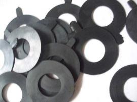 现货HG/T20627标准氟橡胶法兰垫