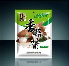 烟台食品塑料袋包装袋子个性创意设计公司平面设计印刷