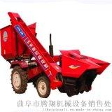 背負式玉米聯合收割機 全自動單缸多缸玉米收獲機