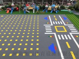蘭州拼裝懸浮地板籃球場專用地板
