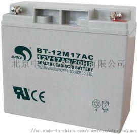 赛特蓄电池BT-12M7AC型号12V7AH