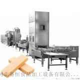 赛恒27模威化饼干生产线