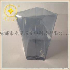 山东临沂厂家供应**自封袋 防静电立体袋 银灰色电子产品包装袋