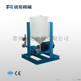 不锈钢材质油脂添加机 人工称量添加油脂设备