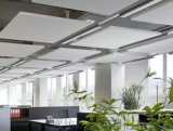 廠家直銷彩色玻纖吸音板 防火防潮 保溫天花板