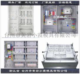 注塑电表箱模具生产厂家