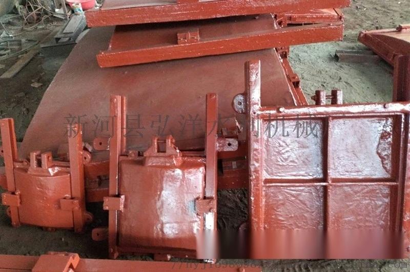 铸造铸铁正向反向止水闸门用途