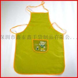 廠家生產定制圍裙各種材質圍裙