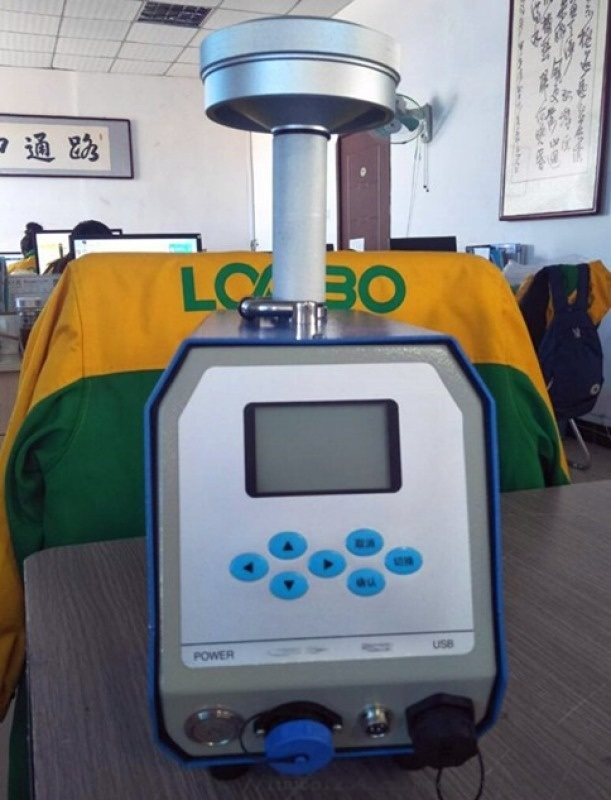 LB-2070型空气氟化物采样器 路博