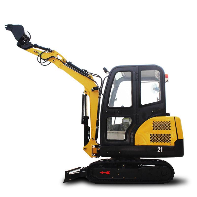 先導式小型挖掘機 履帶式挖掘機 挖土挖溝機