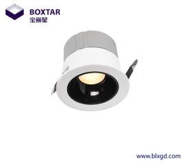 BOXTAR宝丽星单颗80W防眩光LED筒灯