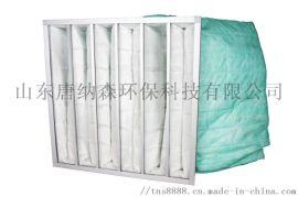北京中效中央空调大风量过滤袋 中效空气过滤器