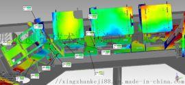便携式扫描仪对轨道交通零部件的扫描应用