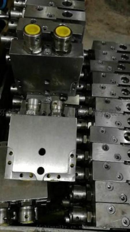 双液控单向阀 FDS125电液控 FDS80单向锁