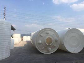 5吨无焊缝塑料储罐,盐酸储罐,化工外加剂储罐