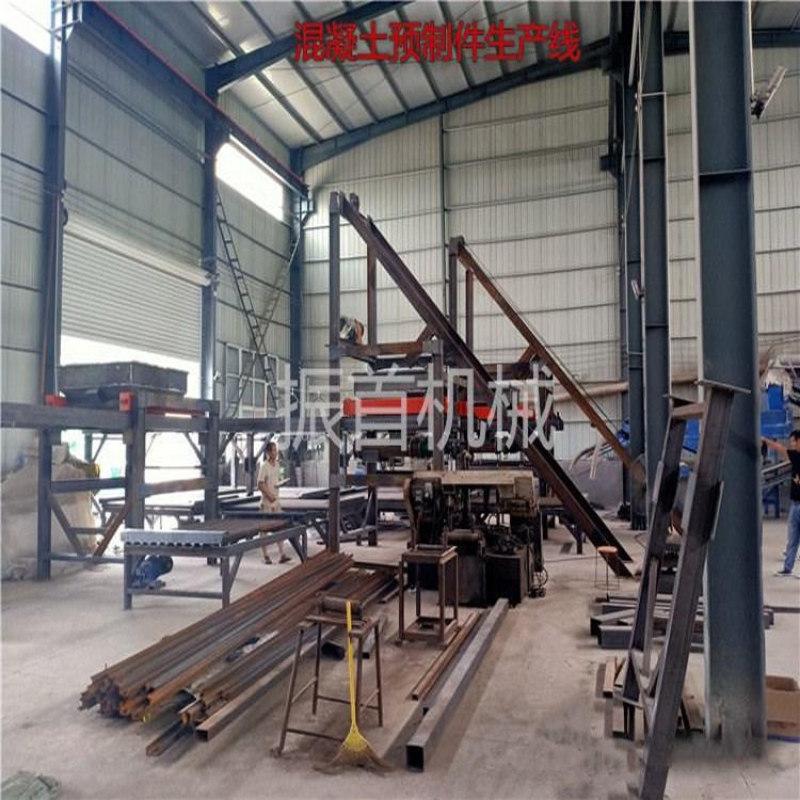 江苏徐州水泥预制件布料机混凝土预制件设备代理商
