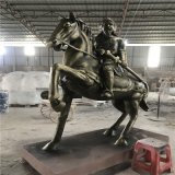 玻璃钢白马雕塑,佛山玻璃钢动物马造型生产厂家