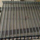 不锈钢耐高温网带 链条金属输送带 耐高温网带厂家