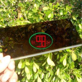 供应茶色透明亚克力板,PMMA有机玻璃板,尺寸规规格齐全