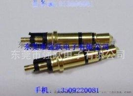 2.5*22.5单音无盘插头,耳机插头,四极耳机插头