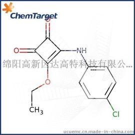 3-乙氧基-4-[(4-  基)氨基]环丁-3-烯-1, 2-二酮 (CAS: 412030-08-1)