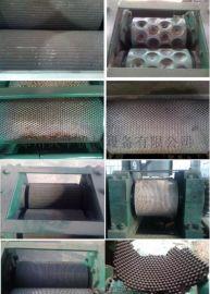 对辊挤压造粒机 有机肥造粒机设备 有机肥生产线复合肥对辊造粒机