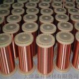直销高质铜丝 定制加工紫铜丝 纸包线 可发图加工定制