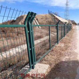 铁路  护栏网定做_铁路防护栅栏