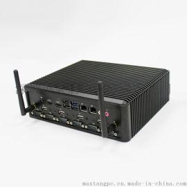 大唐G1工控机迷你电脑主机无风扇双网口服务器
