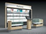 化妆品展示柜定制,化妆品柜台
