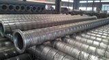 煤矿井下用加强筋螺旋焊接镀锌钢管