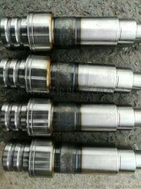 蜗杆表面淬火设备厂家-蜗杆淬火机