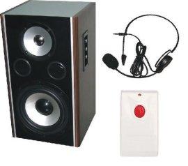 无线教学扩音器