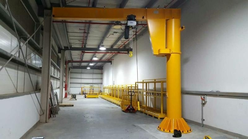 BZD型悬臂吊/ 立柱式悬臂吊/ 旋臂式起重机
