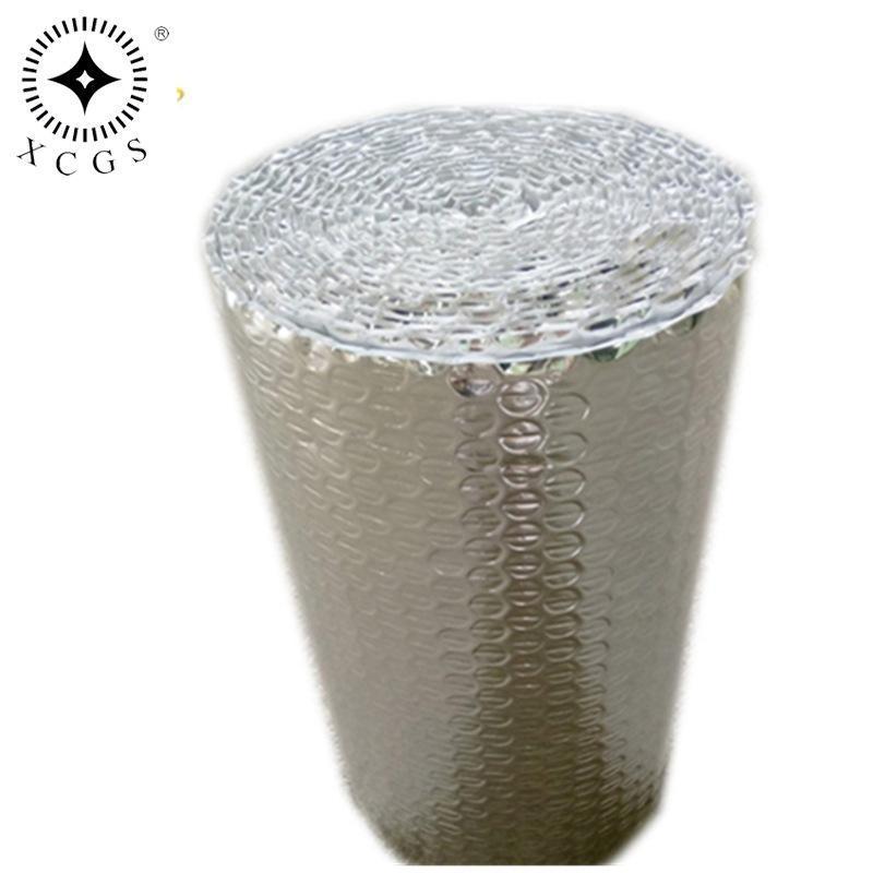 厂家**常州双铝双泡纳米气囊反射层 屋顶建筑隔热保温材料