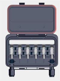 六线带太阳能接线盒(SC-JB6)