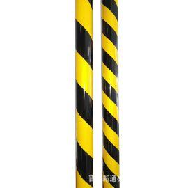 电线杆防撞柱广告级3100反光膜PET材质背胶反光刻字膜量大优惠