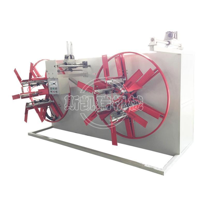 管材計米排線收卷機 管材收卷機塑料 收卷機塑料
