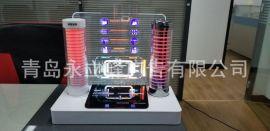 热水器空气能模型全维超导加热管加热体发光模型