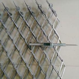鋼板鋼 菱形鋼板網 鍍鋅鋼板網