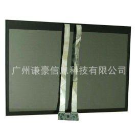 厂家批发32寸37寸透明屏触摸展示橱柜 OLED透明屏