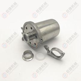 不锈钢贮罐快装呼吸器 卫生级呼吸器 水箱呼吸器