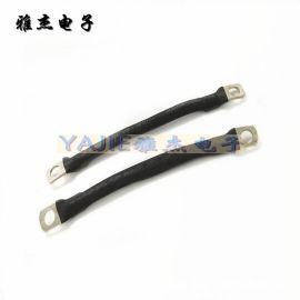 绝缘铜导线 柔性防雷铜导索 铜导电带 铜软连接 加塑铜绞线