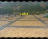藝術景觀地坪 永州壓花地坪材料 湖南透水材料批發 印模混凝土 桓石2017328彩色混凝土壓印