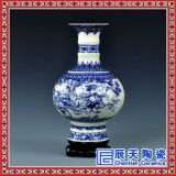 供應特色陶瓷大花瓶 景德鎮優質花瓶 商務禮品