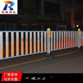海口市政护栏隔离栏 城市锌钢道路 市政交通工程护栏