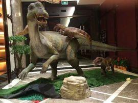 侏羅紀仿真恐龍體驗館道具租售