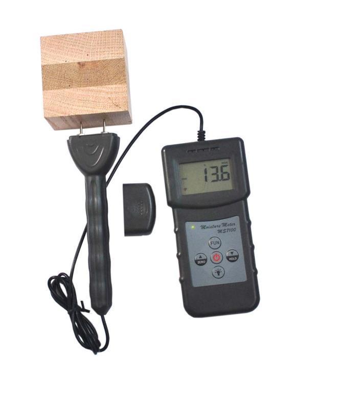 高质量密度板水分测定仪